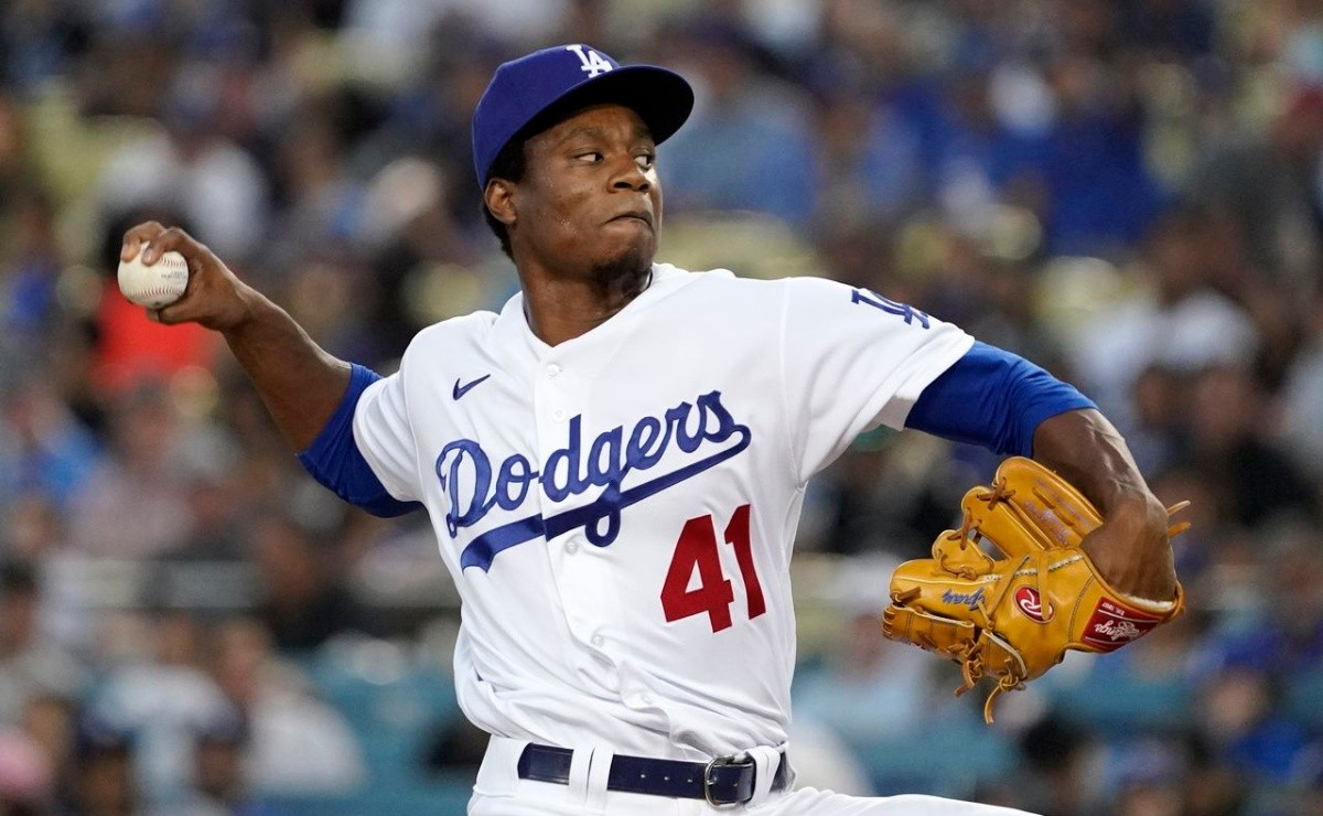 MLB: This was the debut of the Dodgers' Top pitching prospect