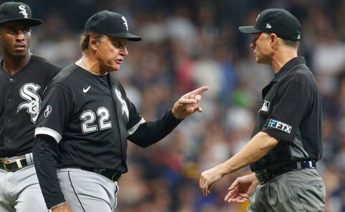 MLB: Two for one! Tony LaRussa and Tim Anderson are expelled