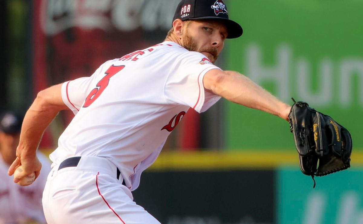 MLB Unbeatable Chris Sale looks airtight in second rehab start