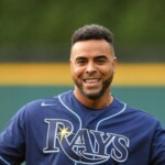 MLB Video: Nelson Cruz hits home run missile for Tampa Rays