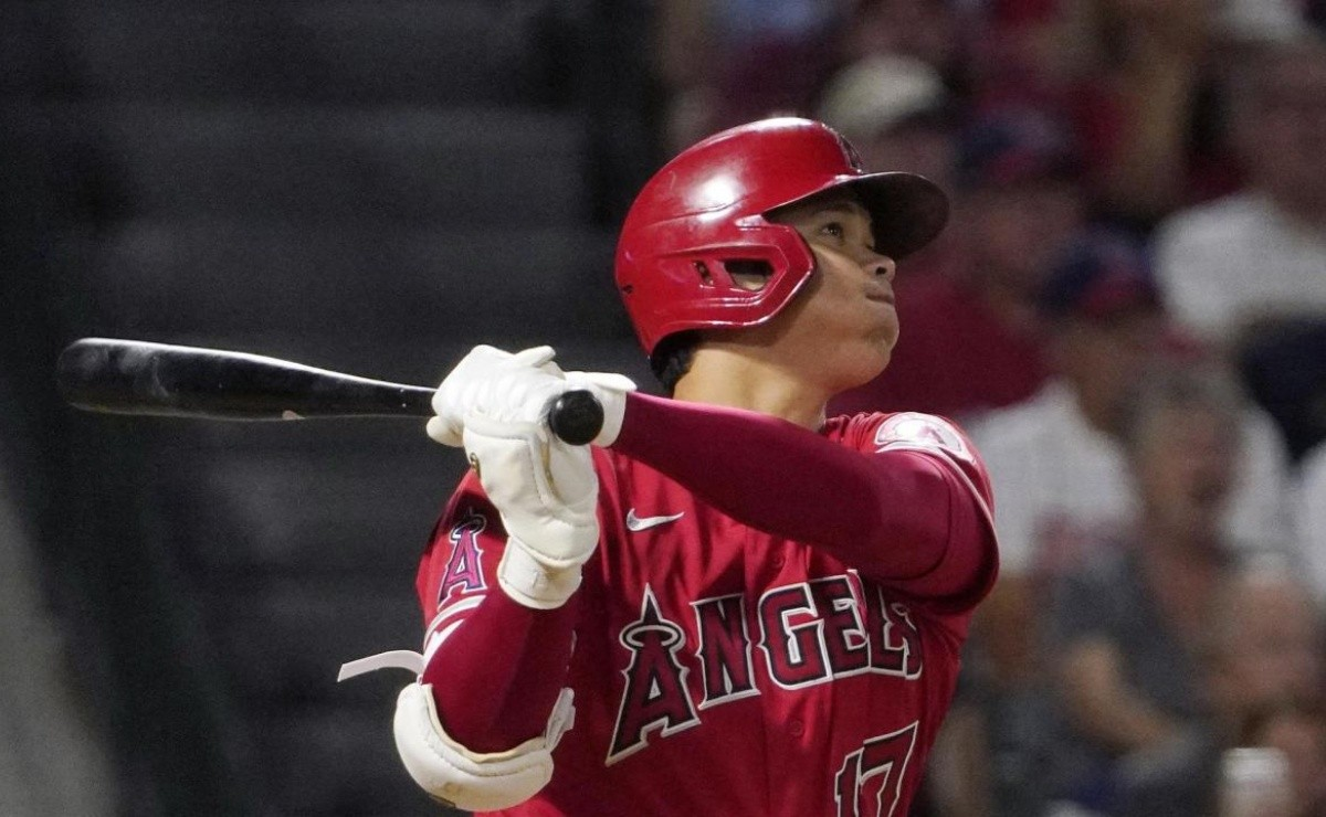 MLB: Who is stopping it? Shohei Ohtani does not give in and already reaches 36 home runs