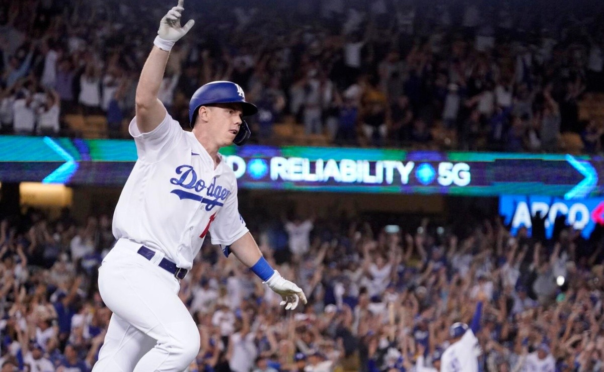 MLB Will Smith equals two Dodgers records one from 15