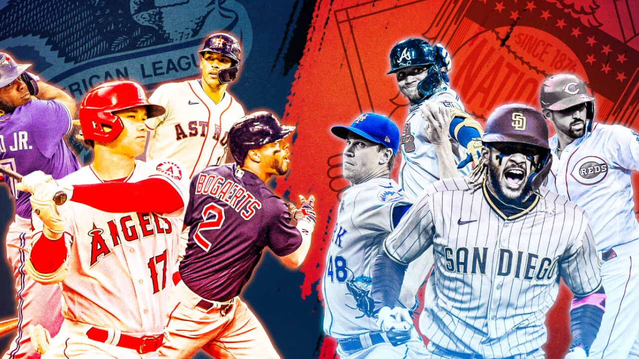 MVP Poll: Who leads both leagues?