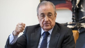 Madrid sees a conspiracy in Florentino's audios