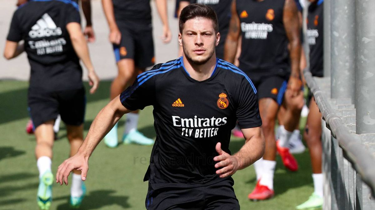 Madrid trusts in Jovic