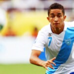 Marvin Ceballos regrets the elimination of Guatemala from the Gold Cup