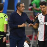 Maurizio Sarri assures that Cristiano Ronaldo is not easy to manage
