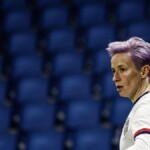 """Megan Rapinoe after loss to Sweden: """"They kicked our butt"""""""
