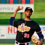 Mendez, from basketball to throw over 100 mph and will sign at age 28