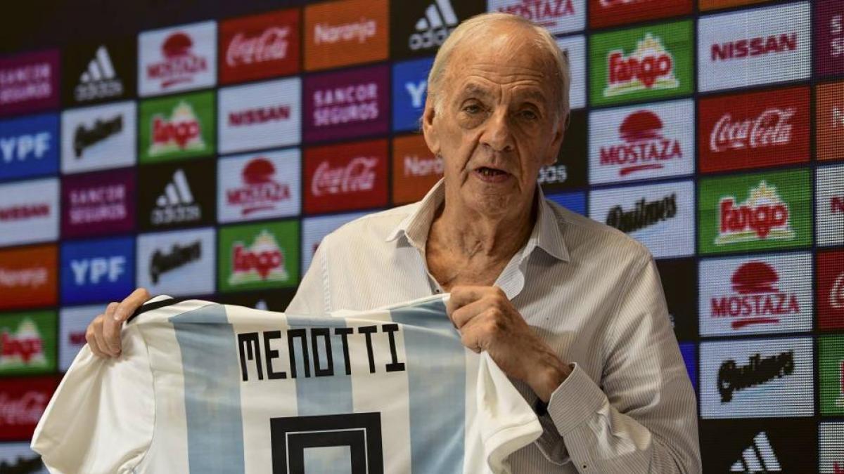 Menotti Messi is at his best