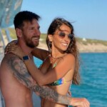 Messi, with a committed heart; Neymar, the leading scorer. The most famous footballers in the world and their relationships | People | Entertainment