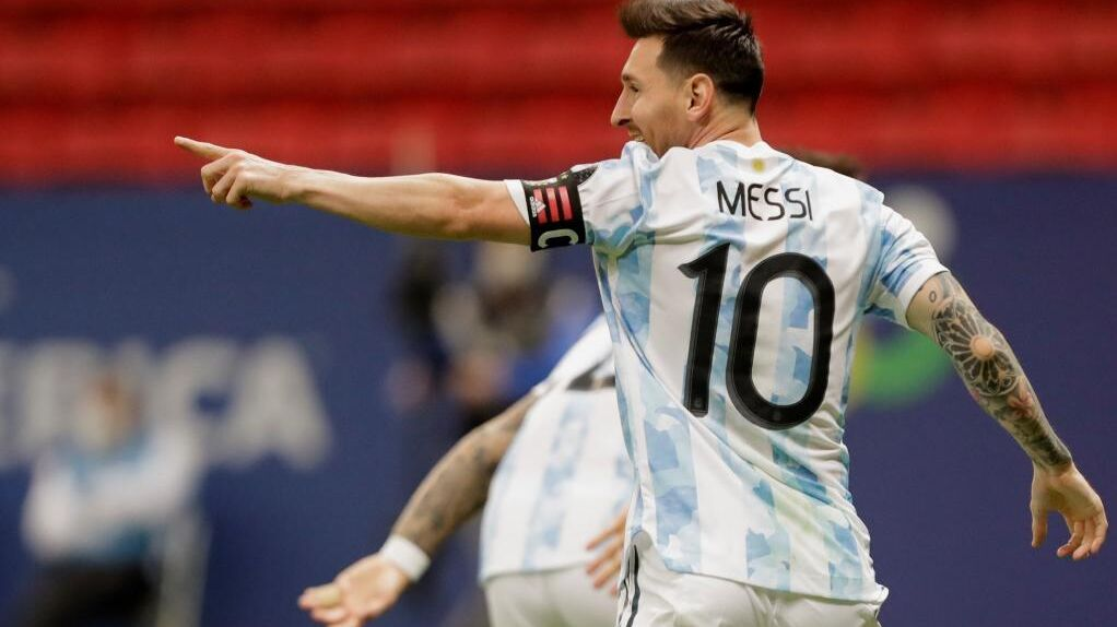 Messis challenges against a Brazil that Argentina has not won