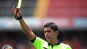 Mexican Federation requests disqualification against Costa Rican referee Ricardo Montero