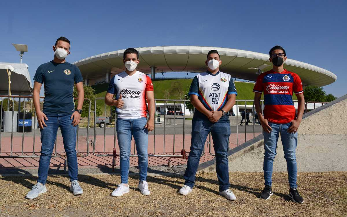 Mexican soccer which team has the most fans in Liga