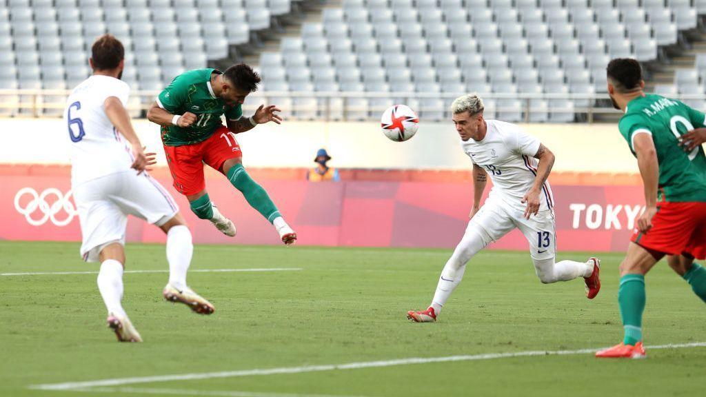 Mexico U23 vs France U23 Match Report July