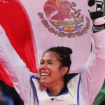 Mexico began its participation in Tokyo 2020: taekwondo the strong card, baseball the possible surprise