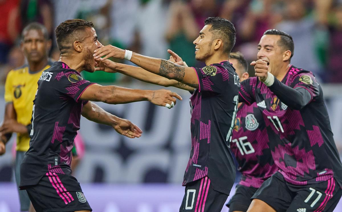 Mexico vs Canada summary and goals Herrera saves El Tri