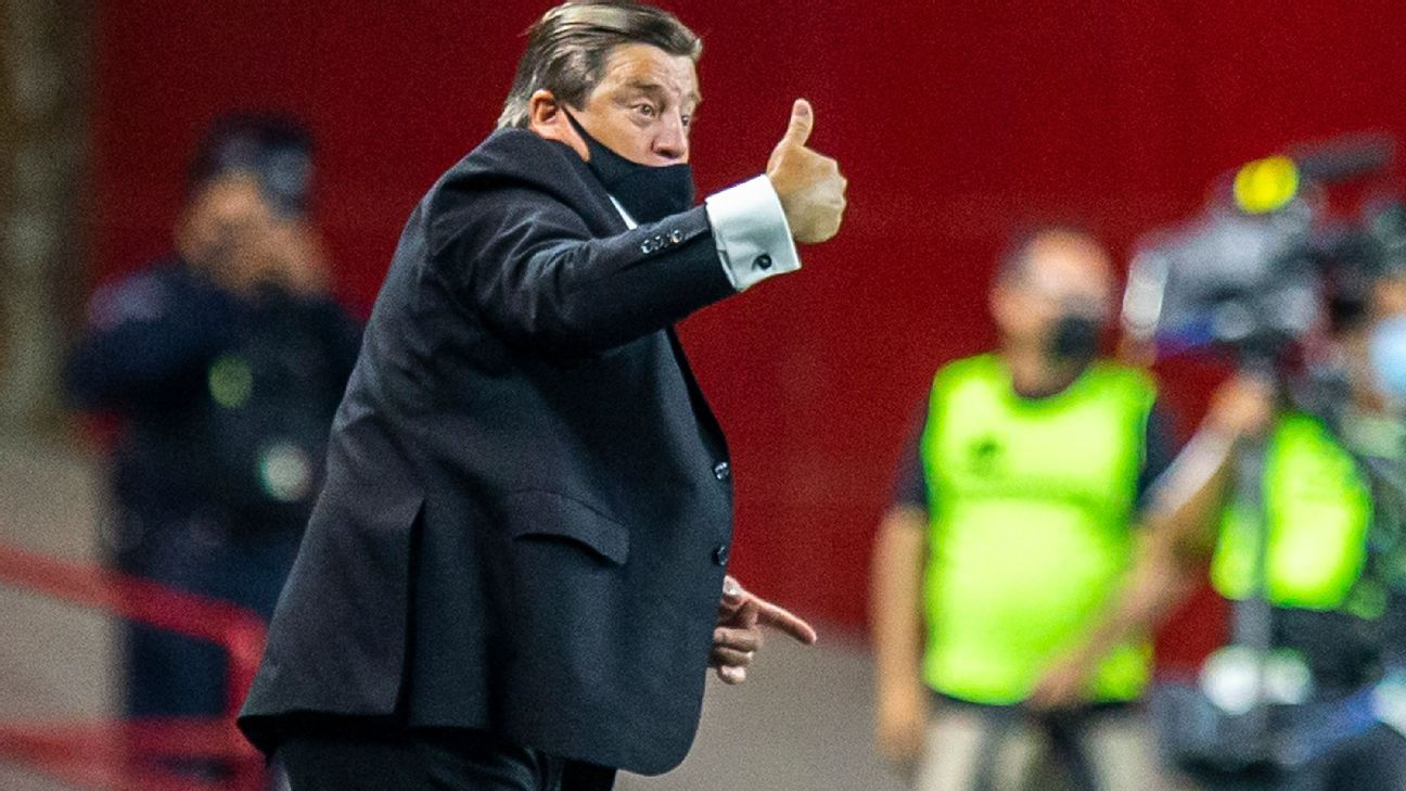 Miguel Herrera discards Gignac and Thauvin for the Toluca against