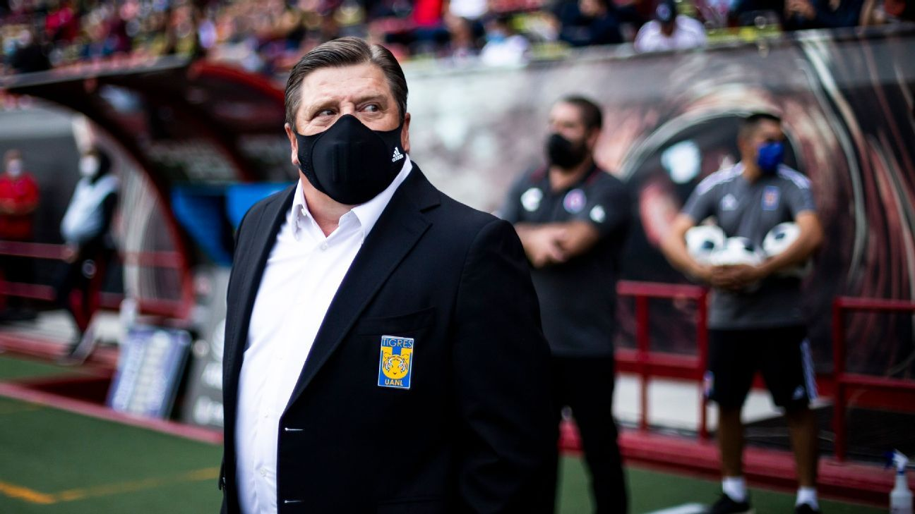 Miguel Herrera intends to go to the front but players