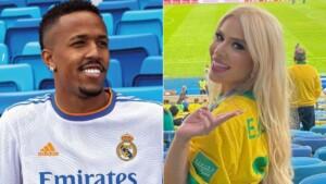 Militao enjoys her vacation with her new girlfriend and Neymar's ex, Karoline Lima