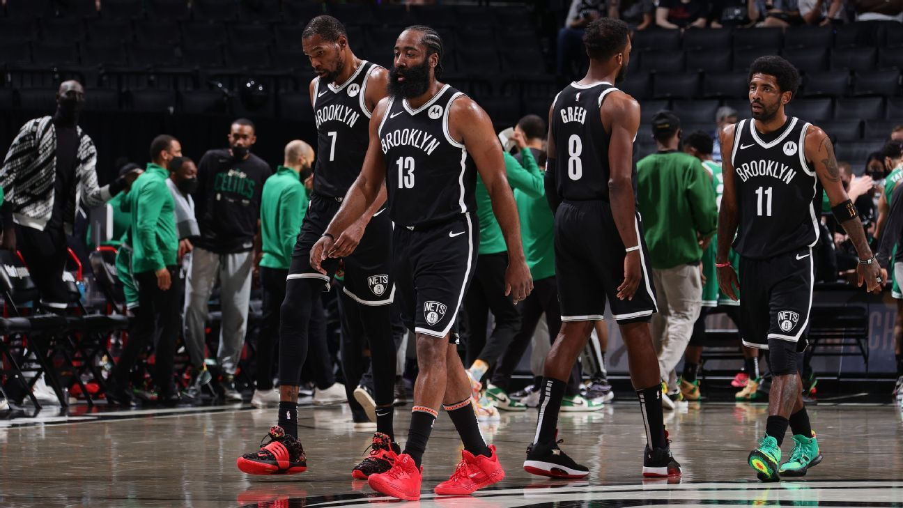 Nets open as favorites in 2021 22 followed by Lakers and