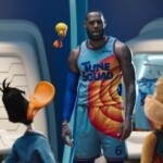 """Nine observations on """"Space Jam: a new era"""", the film with LeBron James 