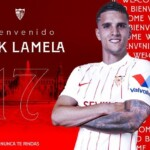 Official: Erik Lamela, new Sevilla player; Bryan Gil, to Tottenham