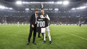 Official: Juve receives 400 million as ransom