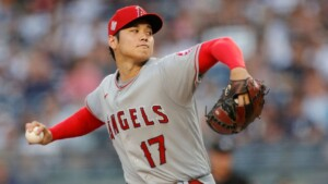 Ohtani makes history as ASG's starting hitter and pitcher