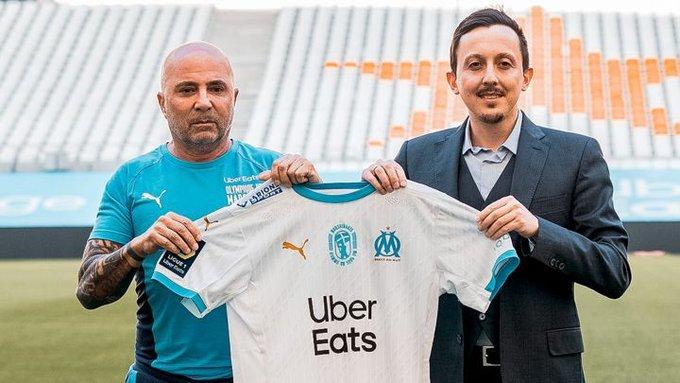 Pablo Longorias Marseille flies in the market the signing president