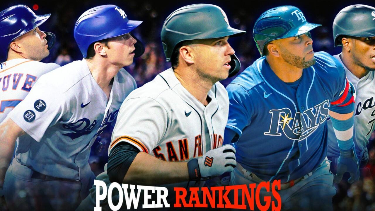 Power Rankings: LA Wildcard Power Up