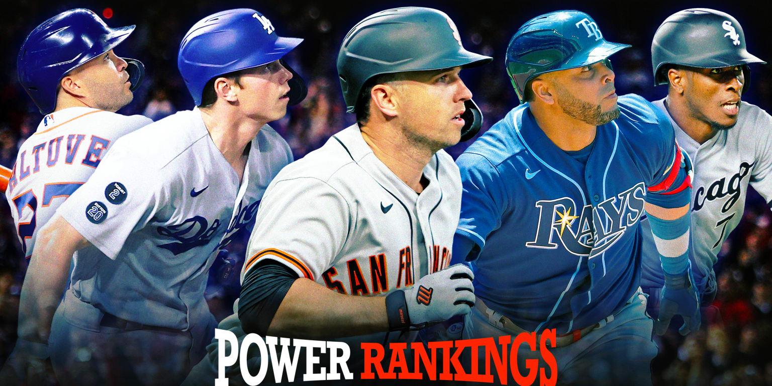 Power Rankings LA Wildcard Power Up