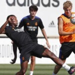 Praise Madrid is missing