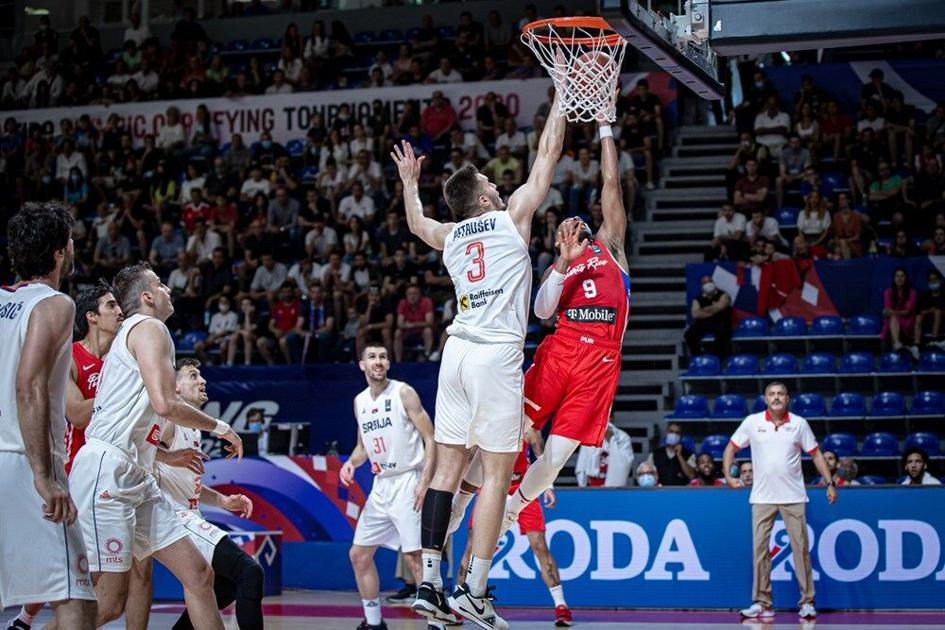 Puerto Rico fails to get a ticket for men's basketball in Tokyo