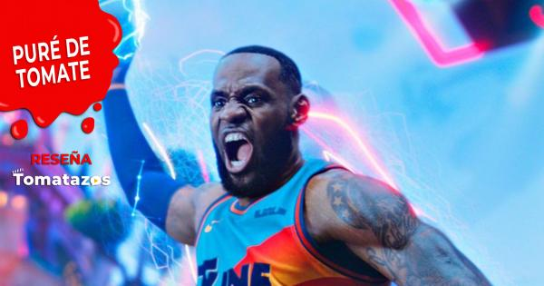 REVIEW Space Jam A New Era Tribute and Power