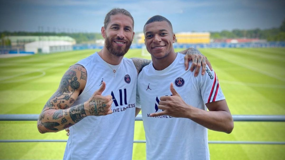 Ramos unexpected enemy