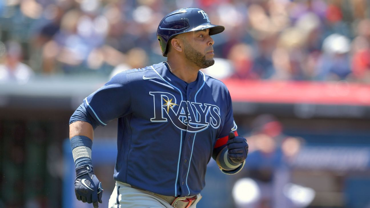 Rays will be tested this week by Yankees and Red