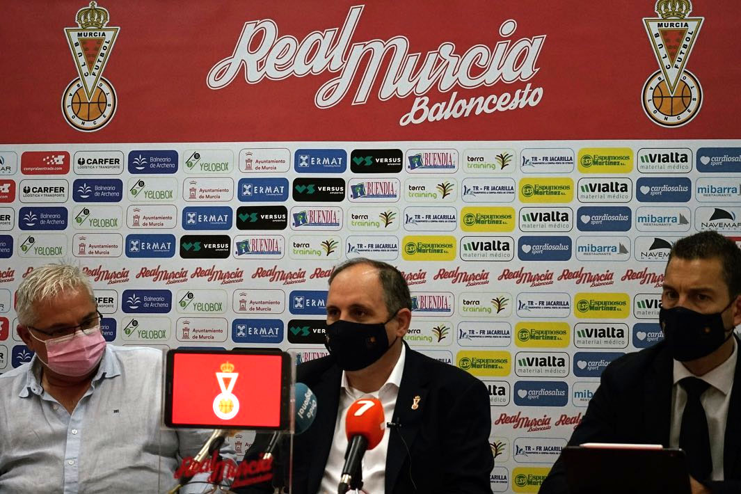 Real Murcia Basketball, another one on the way
