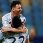 Recital of Messi and Colombia awaits in Brasilia