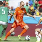 Robben, 'villain' of Mexico in 2014, hangs up his boots in a 'definitive way'