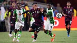 """Rogelio Funes Mori, despite nervousness, """"it was a dream to debut with the Mexican National Team"""""""