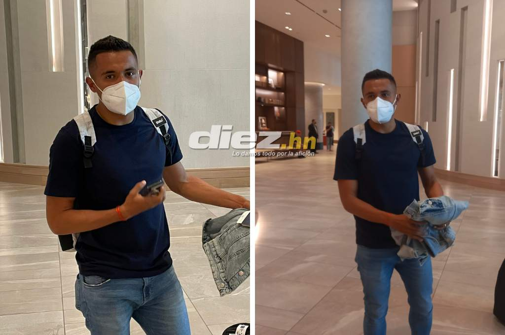 Roger Rojas unburdens himself when he reaches the National Team: 'I have had a difficult time; this game is very special '- Ten - Diario Deportivo