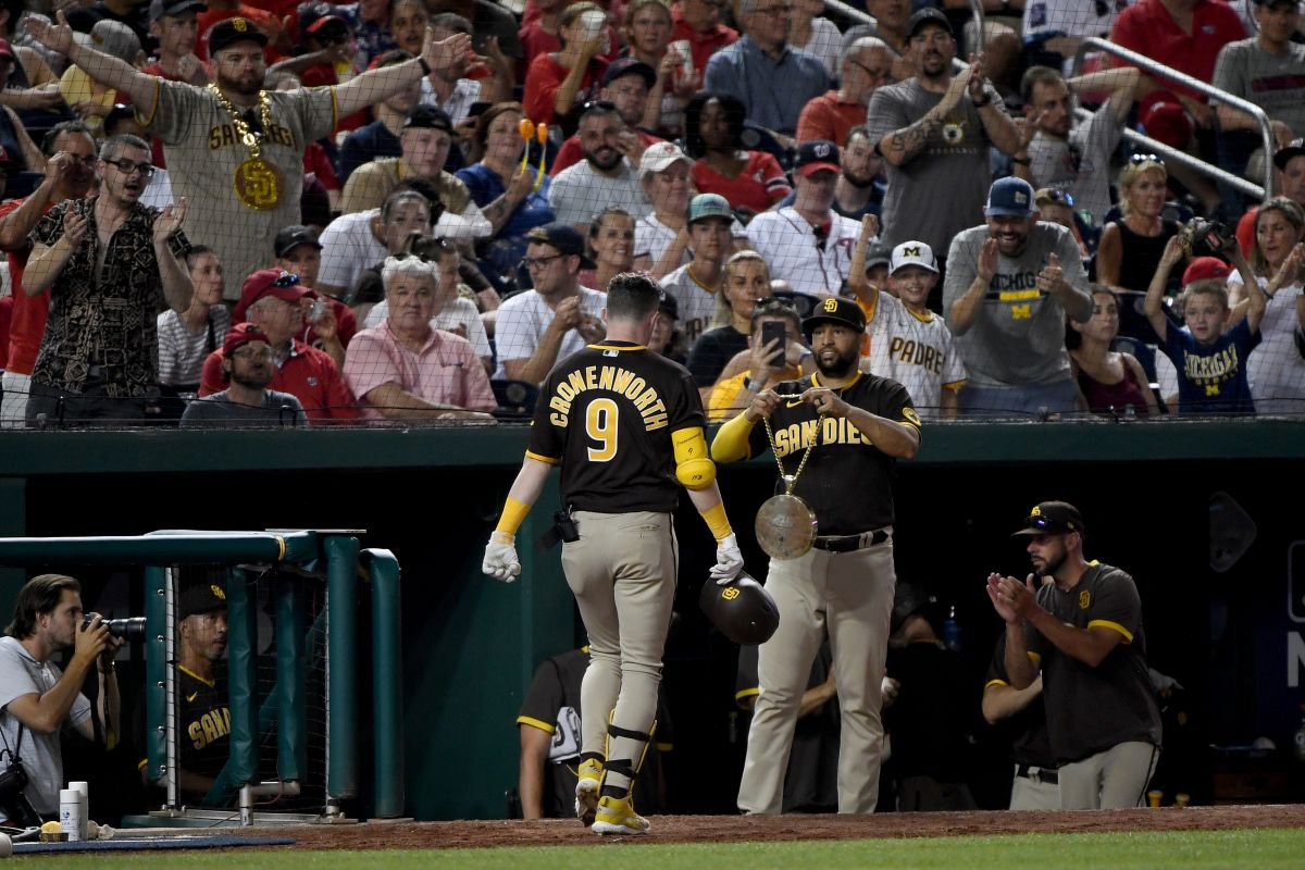 San Diego Padres send message to Dodgers by scoring 24 runs in Friday's massacre