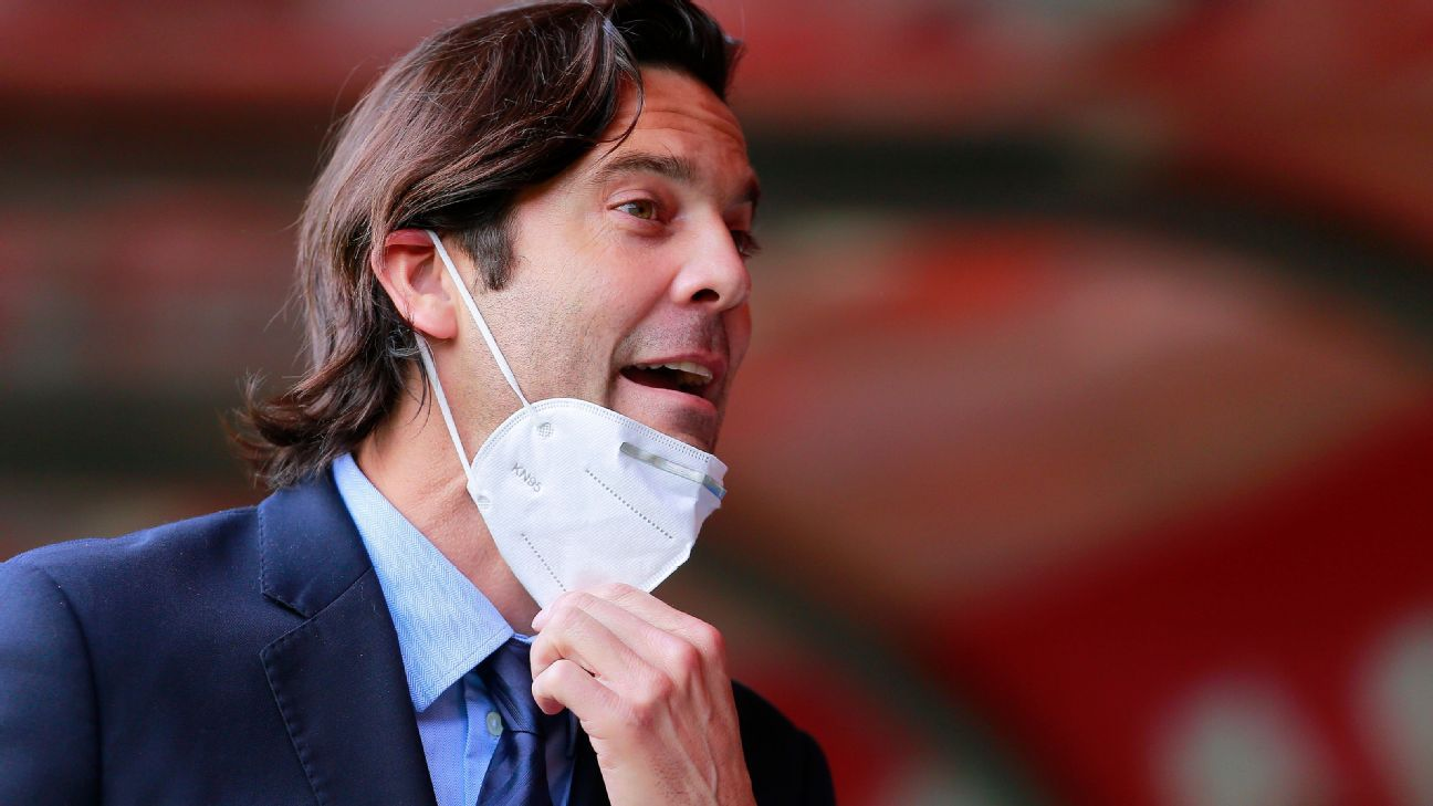 Santiago Solari does not rule out Renato Ibarra but leaves