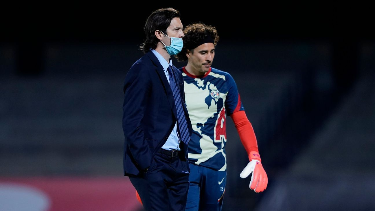 Santiago Solari wants Mexico to win Gold and for its