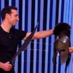Scaloni celebrated the title in the Fantino show: the oath with a sword, the barbecue that marked the group and why they use a round table