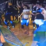 Scandal: the Police threw gases in Boca's locker room and armed themselves