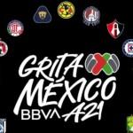 """Scream ... Mexico A21"", will be the name of the 2021 Apertura of Liga MX"