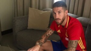 """Sergio Ramos: """"Italians always have that added experience, they know how to play ..."""""""