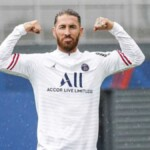 Sergio Ramos indulges himself after signing for PSG with a watch of 118,000 euros